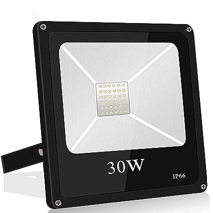Roleadro Faretto LED 30W Faro LED Proiettore IP66 Impermeabile ...