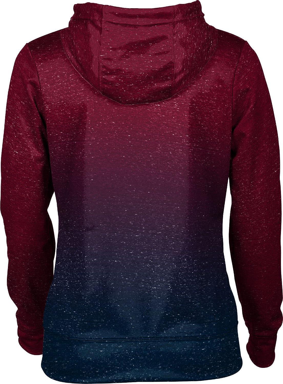 School Spirit Sweatshirt Gradient ProSphere Loyola Marymount University Girls Zipper Hoodie