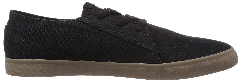 Volcom Fi Shoe, Scarpe da skateboard uomo, Nero (Schwarz (Sulfur Black/Slf)), 40