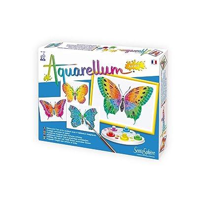 Sento Sphere SEN661A Sentosphere Aquarelle, Butterflies: Toys & Games