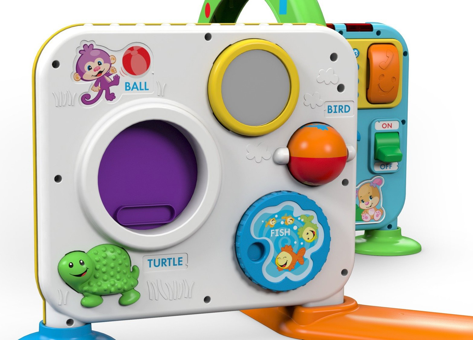 Fisher-Price Laugh & Learn Crawl-Around Learning Center by Fisher-Price (Image #32)