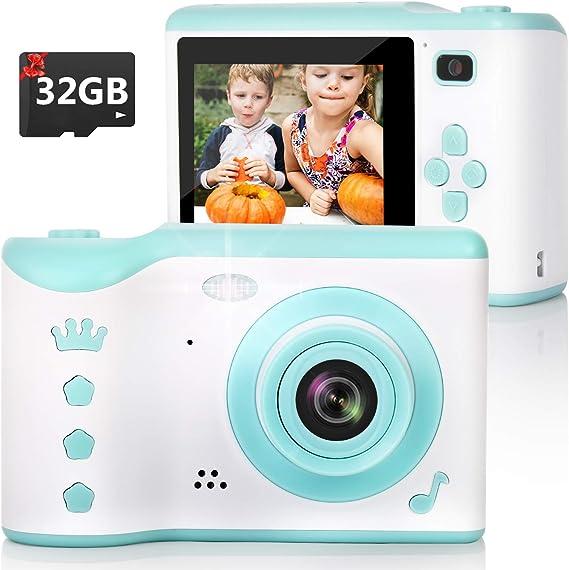 KIDWILL Kids Camera