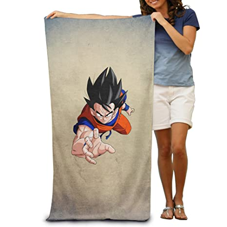 """Render Dragon Ball Z Goku 31.5 * 51 """"toalla ..."""
