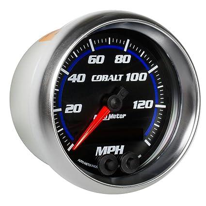 Amazon com: Auto Meter 6280 COBALT 3-3/8