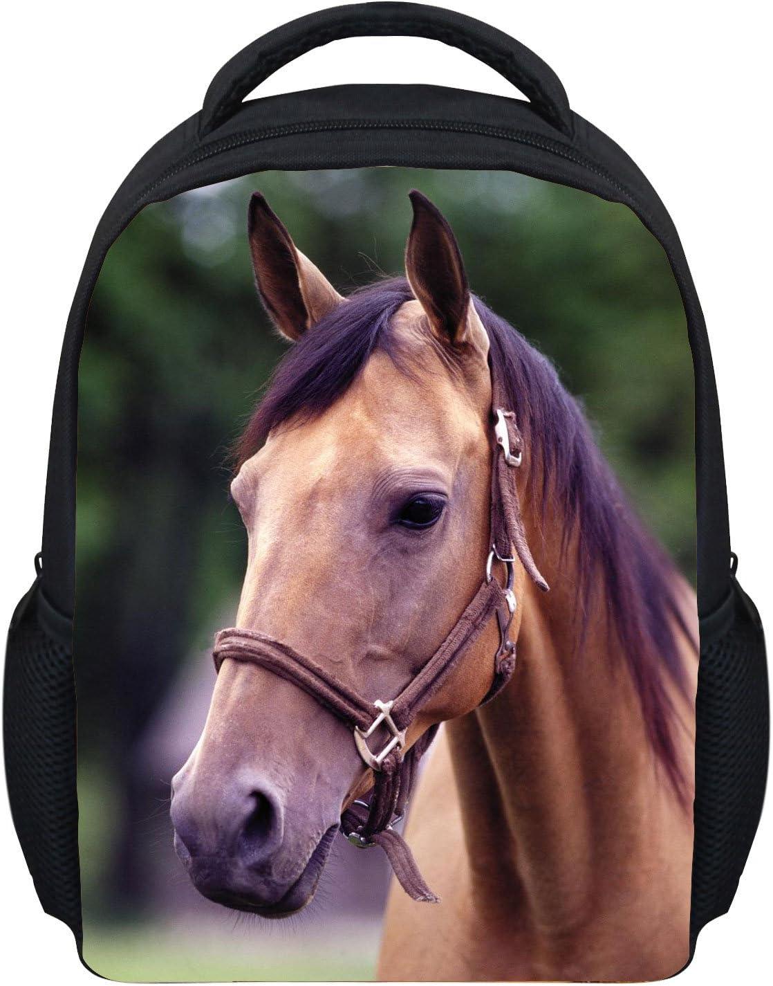 Mochila infantil Gopumchy, mochila para niños, mochila de caballo, mochila de guardería, mochila para la escuela, para niños S008 talla única