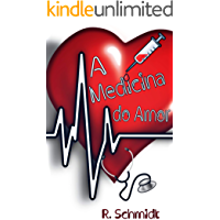A Medicina do Amor (Portuguese Edition) book cover