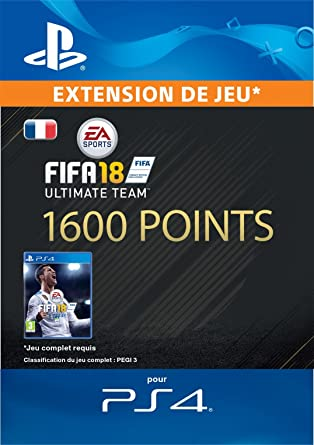 Fifa 18 ultimate team 1600 points fifa code jeu ps4 compte fifa 18 ultimate team 1600 points fifa code jeu ps4 compte franais fandeluxe Image collections