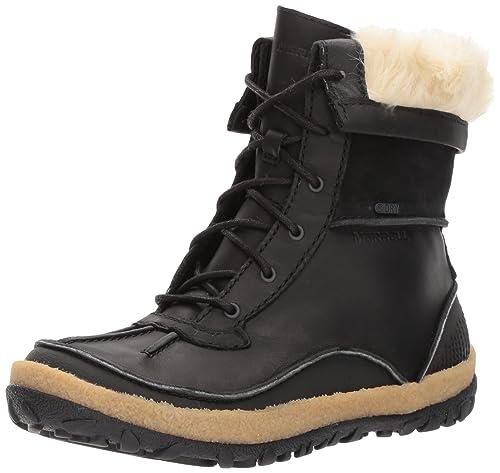 Merrell Tremblant Mid Polar Waterproof, Botas Altas para Mujer: Amazon.es: Zapatos y complementos