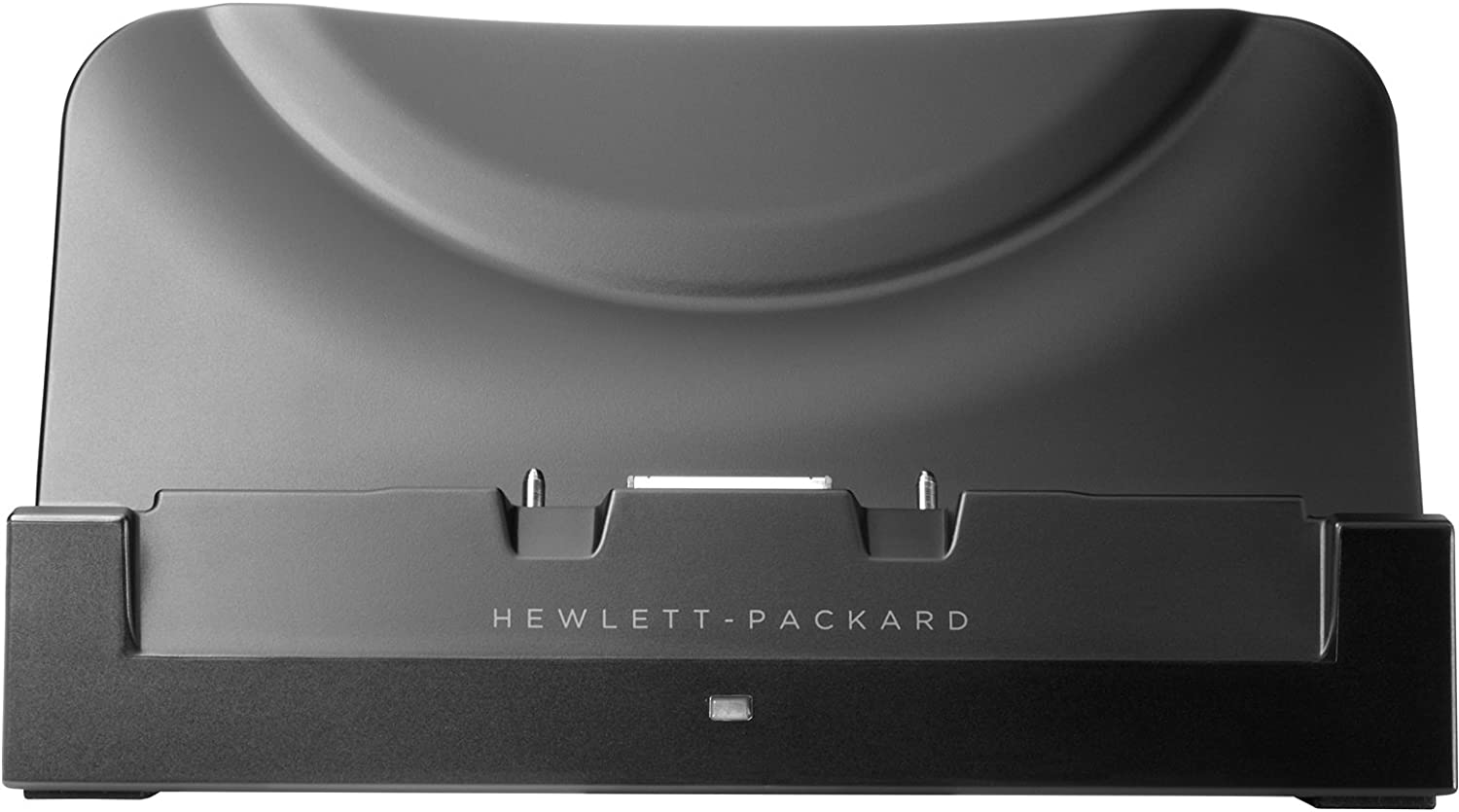 HP M0E06AA Elite Pad Rugged Tablet Docking Adapter, Black