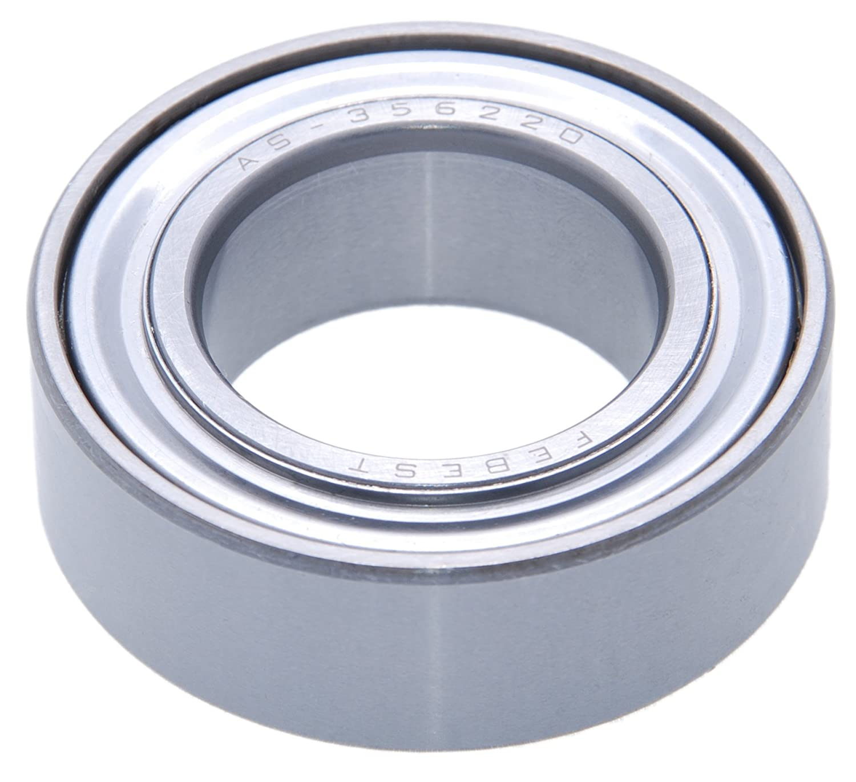 FEBEST AS-356220 Front Drive Shaft Ball Bearing