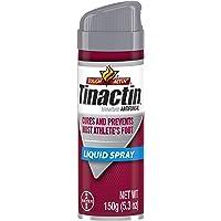 Tinactin Antifungal Aerosol Liquid Spray, Value Size 5.3 oz