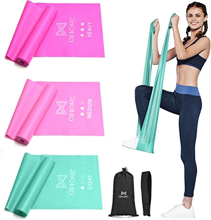5Pcs Exercise Over Door Anchor Fitness Yoga Resistance Bands Elastic Bands Tools
