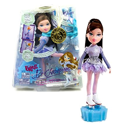 Amazon.com: MGA Entertainment Bratz Ice Champion Series ...