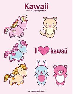 Amazonit Kawaii Per Tutti Larte Giapponese Di Disegnare Cose