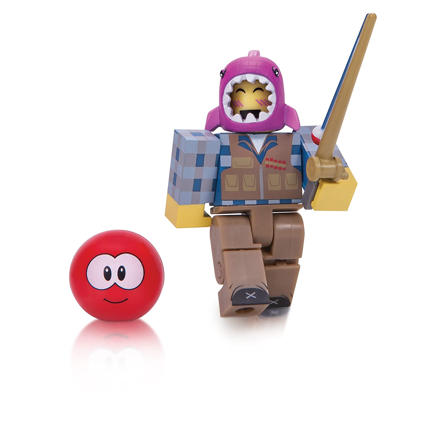 Roblox MeepCity Fisherman Figure Pack