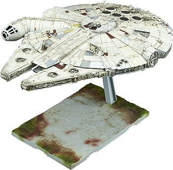 Bandai Hobby 1/144 Millennium Falcon Star Wars: The Last Jedi