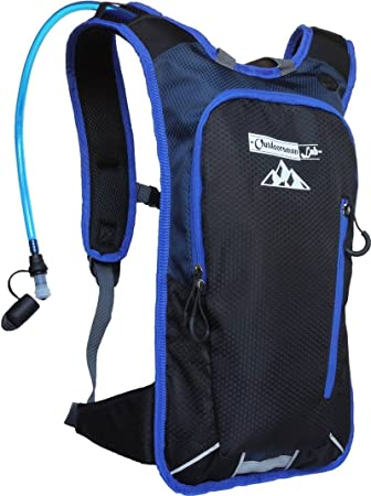 Amazon.com : Hydration Pack Water Backpack with 70 Oz / 2L BPA ...