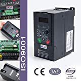 1.5KW 2hp 7A 220VAC Single Phase Variable Speed