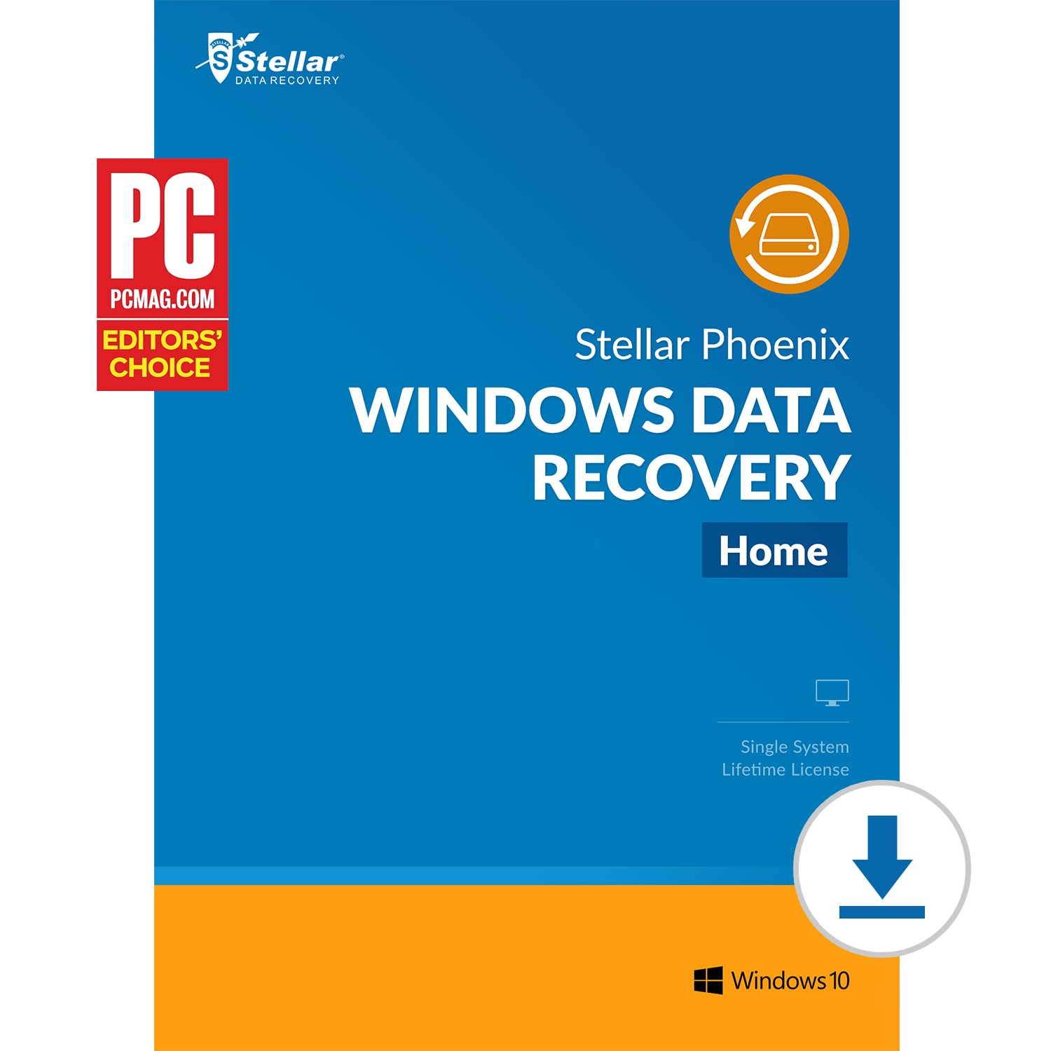 Stellar Phoenix Windows Data Recovery - Home US UK