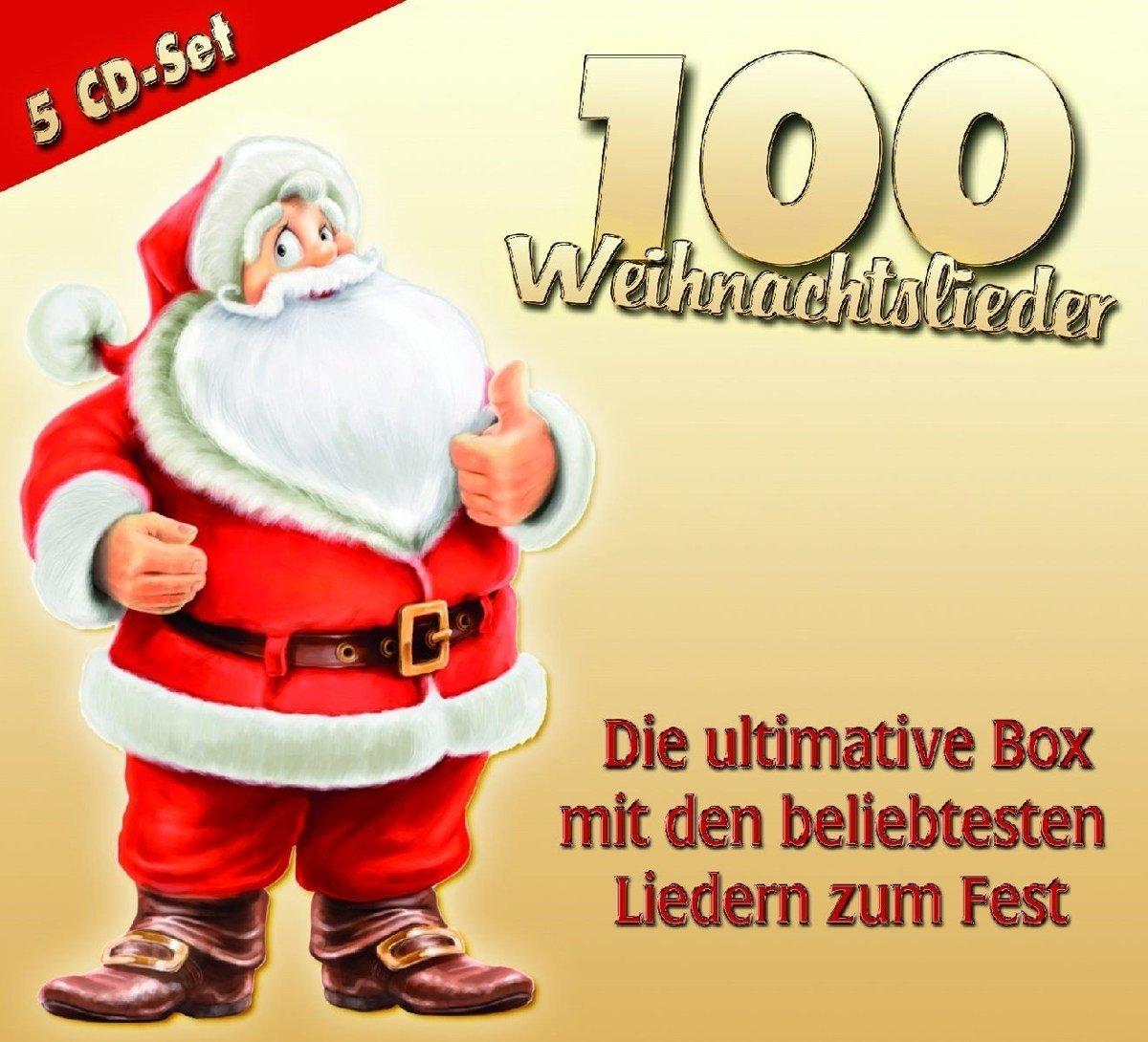 100 Weihnachtslieder-die Ultimative Box - Various: Amazon.de: Musik