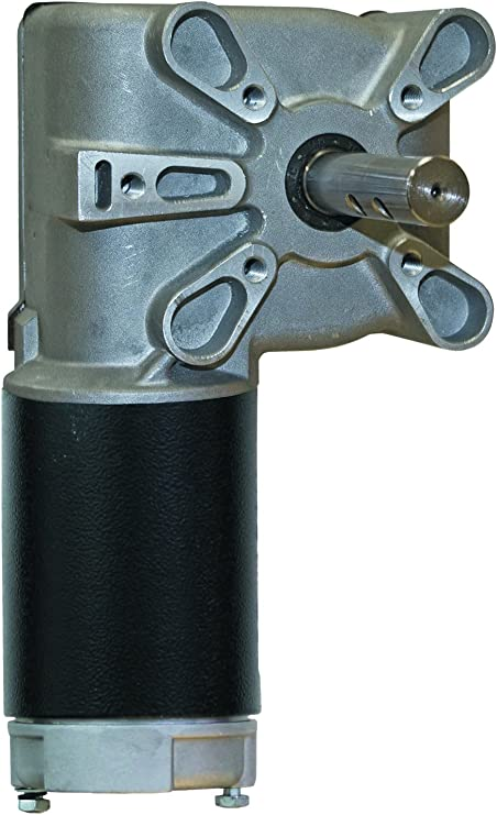 Gear Motor,Tarp,12Vdc,900 W, 60:1,3Yr Buyers Products 5543965 Tarp Gear Motor