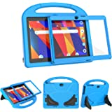 TeeFity Kids Case for Dragon Touch K10/Notepad K10 Tablet, Shock Proof Dragon Touch K10/Notepad K10 Case with Built in Screen