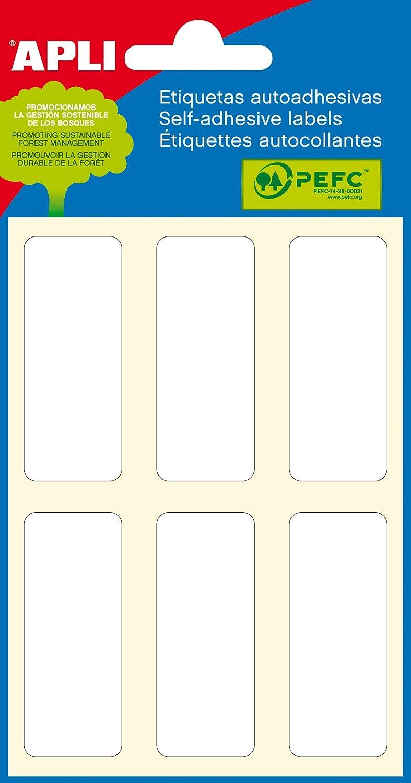 APLI 2677 –  Blister Etichette anti rimozione Cassaforte 10004669