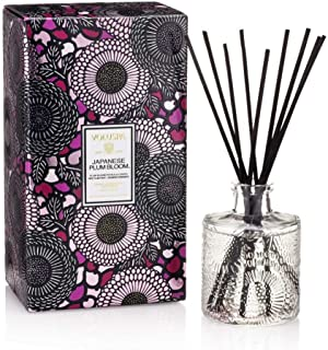 product image for Voluspa Japanese Plum Bloom Home Ambience Reed Diffuser, 3.4 Fluid Ounces