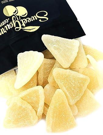 Haribo gominolas con forma de caramelos de color blanco ...