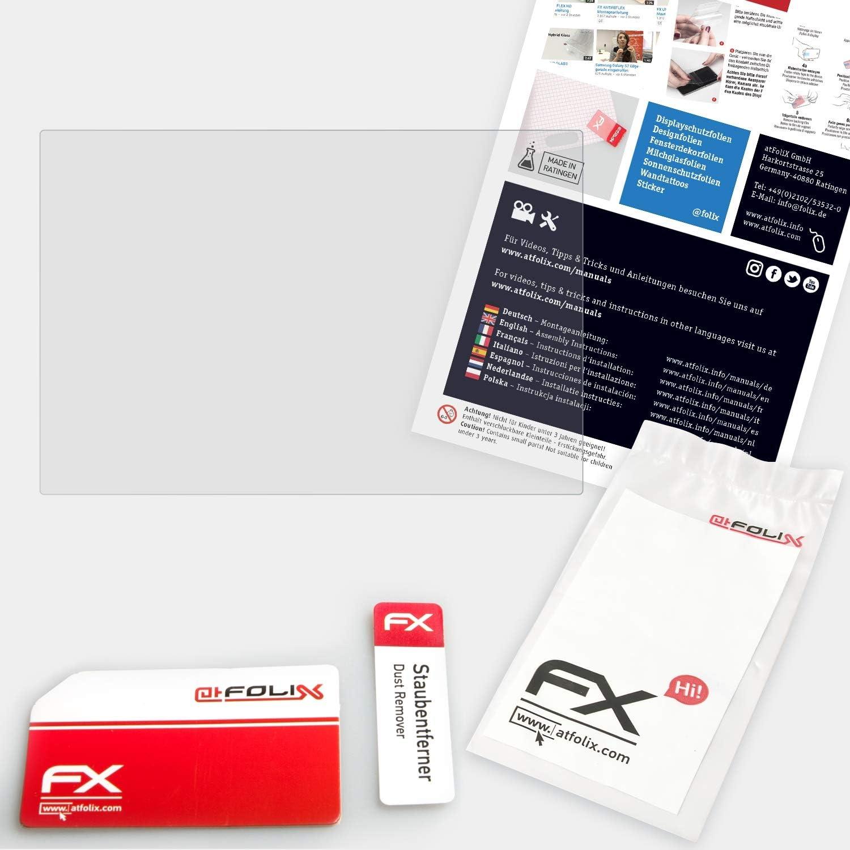 6x protector de pantalla para Panasonic Lumix dmc-fz100 claramente película protectora