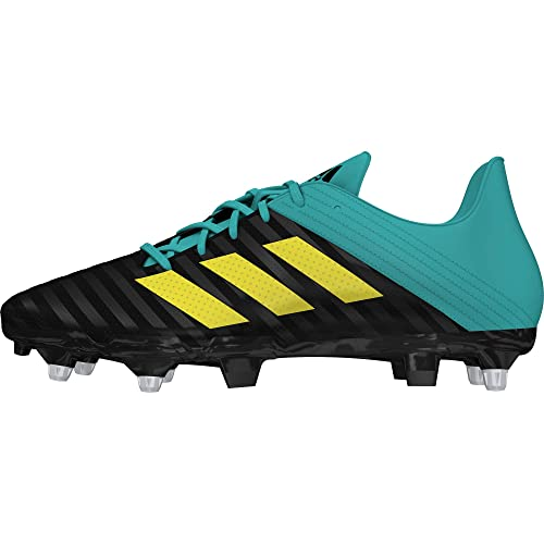 outlet store dd1d9 6f0be adidas Men s Malice (sg) Rugby Shoes, Black Cblack Shoyel Hiraqu,