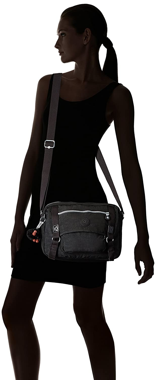Kipling Gracy Crossbody Bag Black  Handbags  Amazon.com b64abac745bea