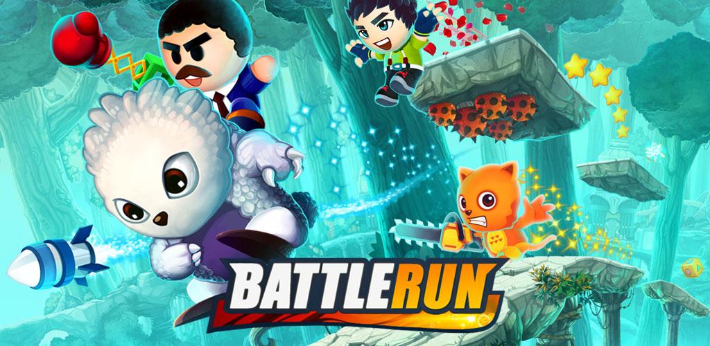 Battle Run - Editor's Choice