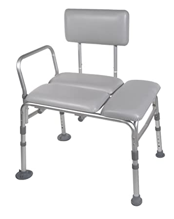 Amazon.com: Drive Medical acolchado asiento Transfer Banco ...