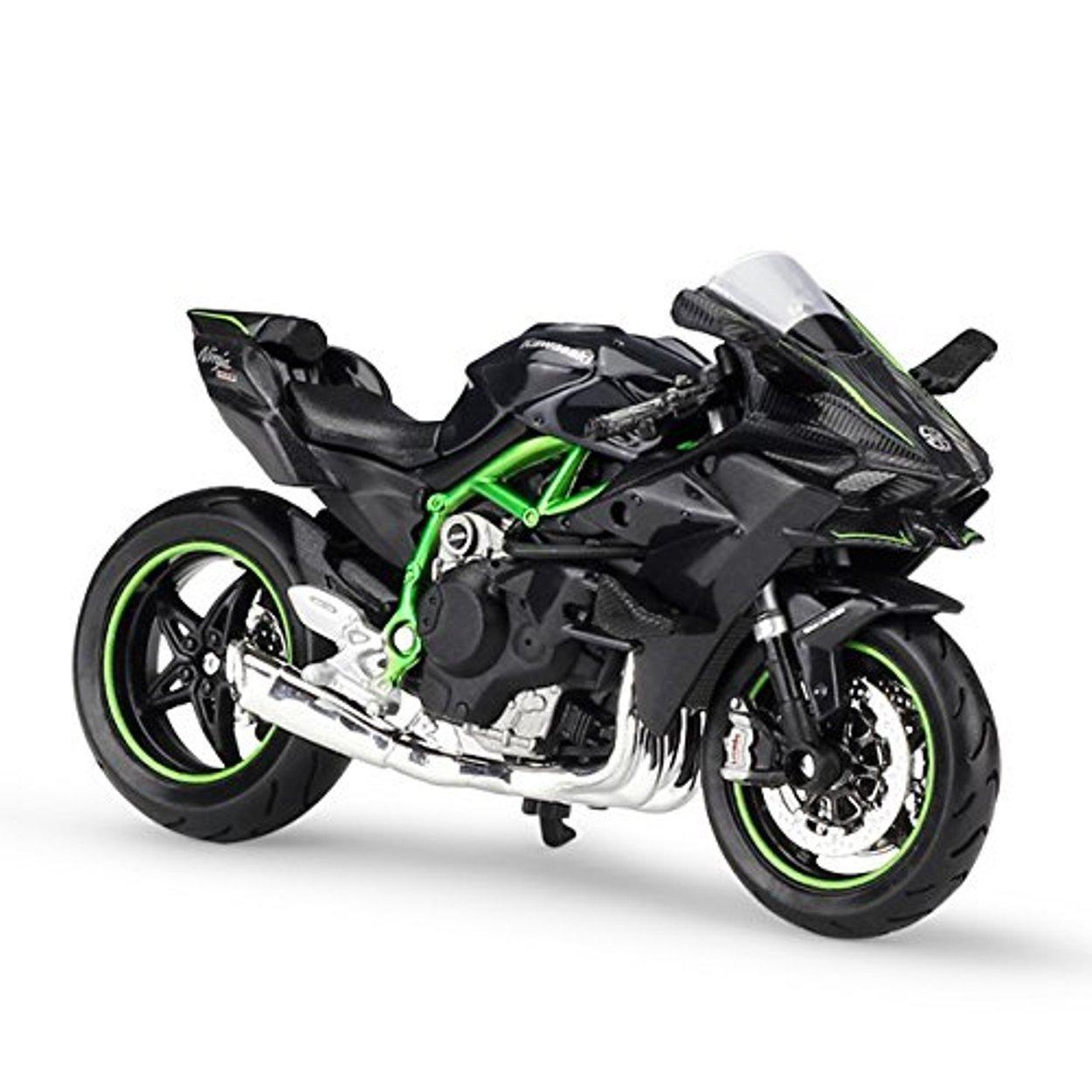 Buy Maisto Diecast Bike 112 Kawasaki Ninja H2 R Motor Cycles Online