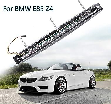 Genuine BMW E85 Z4 White Clear Rear Brake Light Third Brake 63256930246