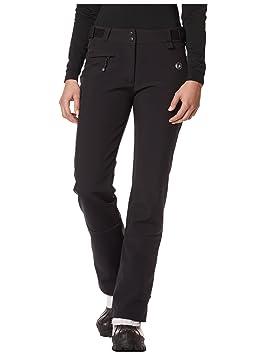 Ultrasport Advanced Pantalones softshell para mujer Tilda, pantalones de esquí, pantalones de snowboard,