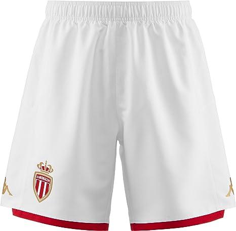Unisex Adulto 304SYK0 Kappa Pantaloni Ufficiali 19/20 As Monaco ...
