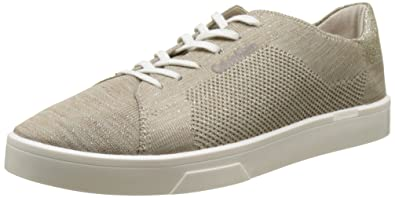 Womens Ilene 2 Heathered Knit/Solid Kni Low-Top Sneakers Calvin Klein Very Cheap Outlet Inexpensive OzrKPh7M