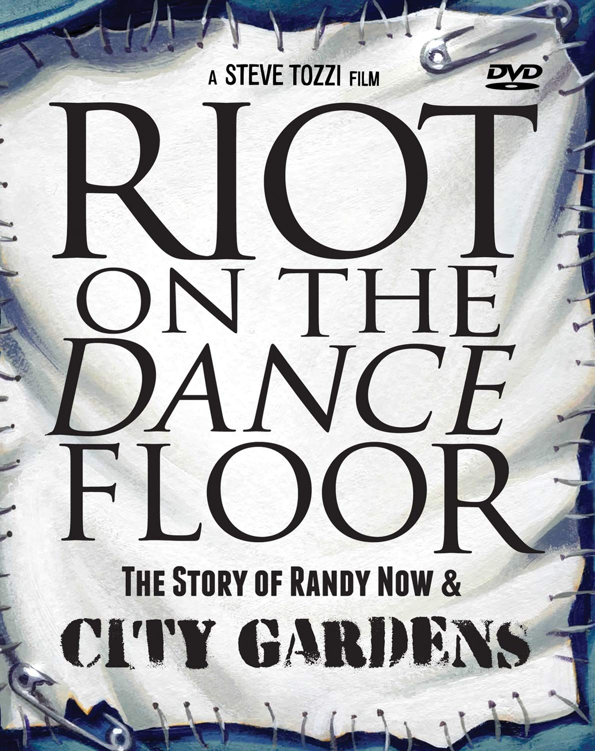 Riot on the Dance Floor: The Story of Randy Now & City Gardens DVD