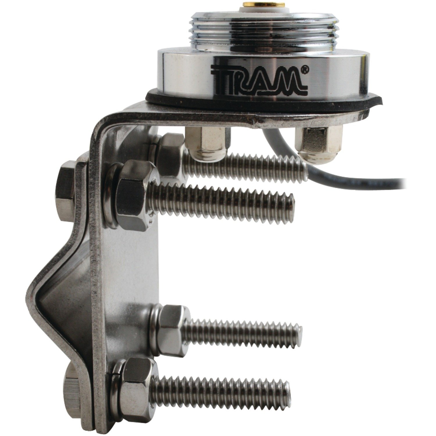 TRAM NMO Mirror Mount Kit with 17' Coaxial Cable by TRAM