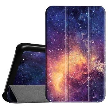 Fintie Funda para Samsung Galaxy Tab 3 7.0 Lite/Tab E Lite 7.0 - Carcasa Ligera con Función de Soporte para Samsung Galaxy Tab E Lite 7.0 SM-T113/Tab ...