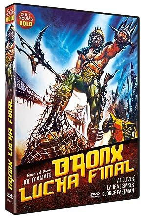 Bronx: Lucha final [DVD]: Amazon.es: Al Cliver, Laura Gemser ...