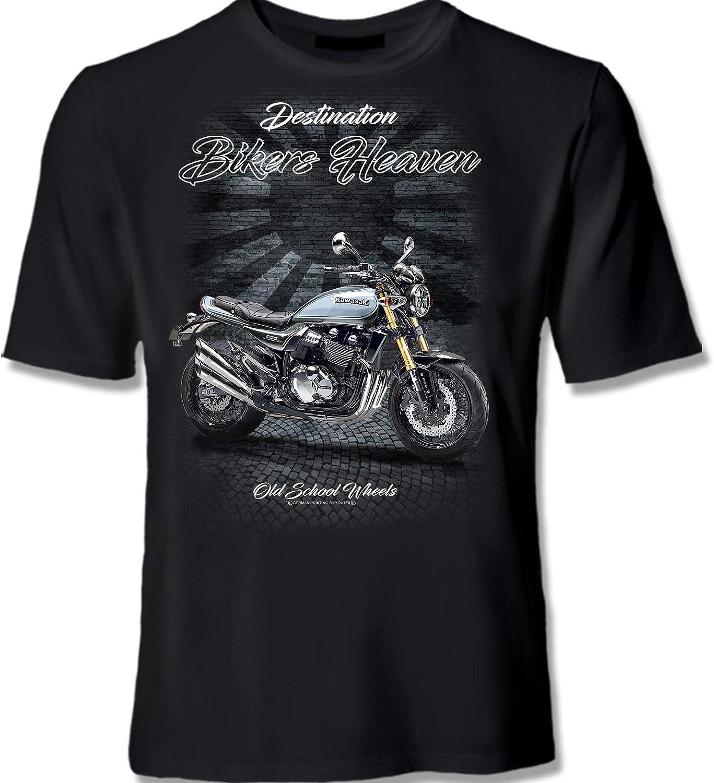 youtex KAWA Z900RS Bikers Heaven T-Shirt M