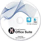 Office Suite 2021 Compatible with Microsoft Word 2019 365 2020 2019 2016 2013 2010 2007 CD Powered by Apache OpenOffice for W