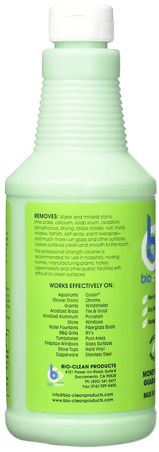 Amazon.com: Bio-clean Hard Water Stain Remover 20 Oz: Health & Personal Care