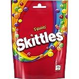 SKITTLES -Pochette de Fruit Original 174 gr (Lot de 14 Paquets)