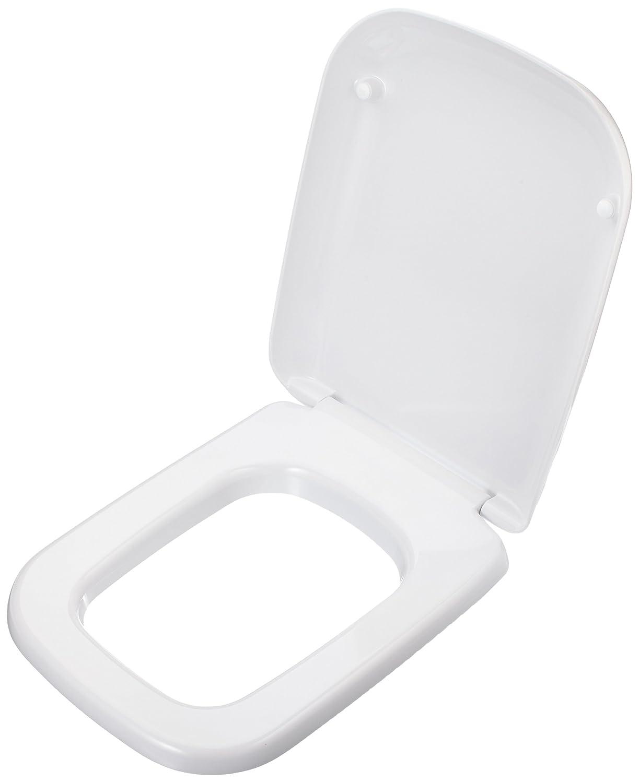 Ideal Standard Conca Sedile.Ideal Standard T618201 Sedile In Poliestere Serie Conca Bianco
