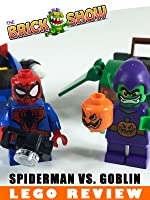 LEGO Marvel Superheroes Mighty Micros : Spider-Man vs. Green Goblin Review (76064)