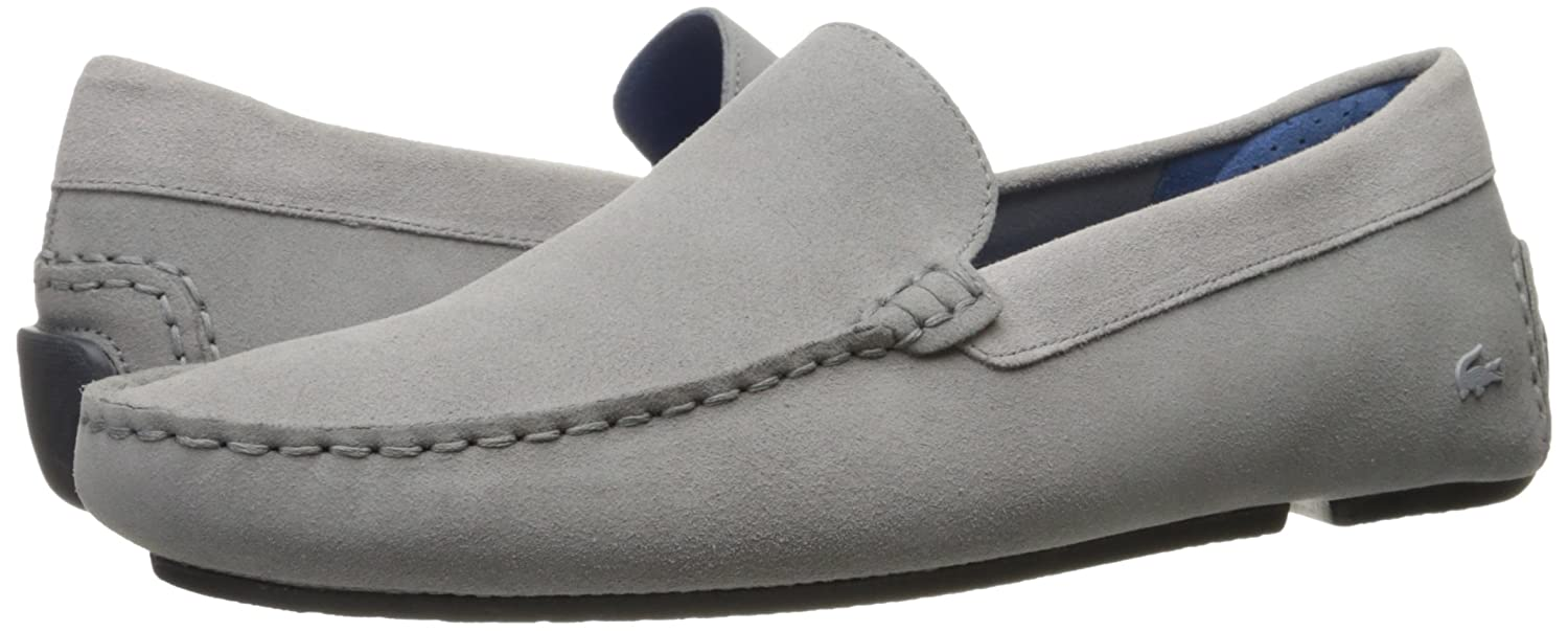 Amazon.com | Lacoste Mens Piloter 217 1 Driving Loafer | Loafers & Slip-Ons